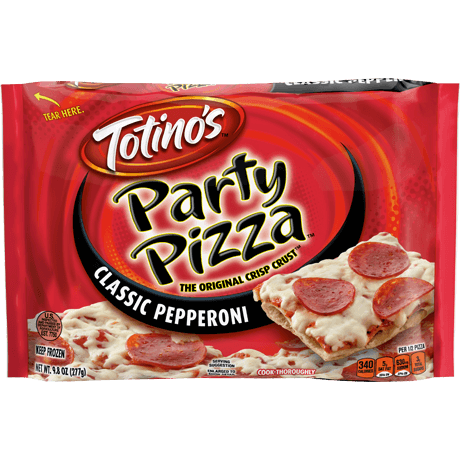 Classic Pepperoni Party Pizza