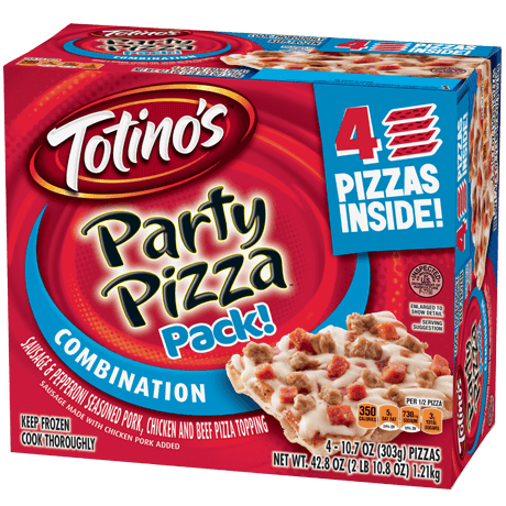 Combination Party Pizza Pack