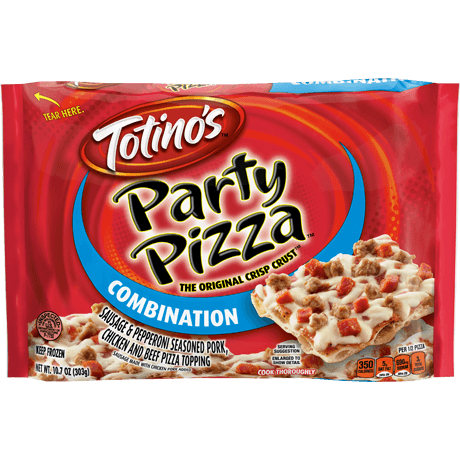 Combination Party Pizza