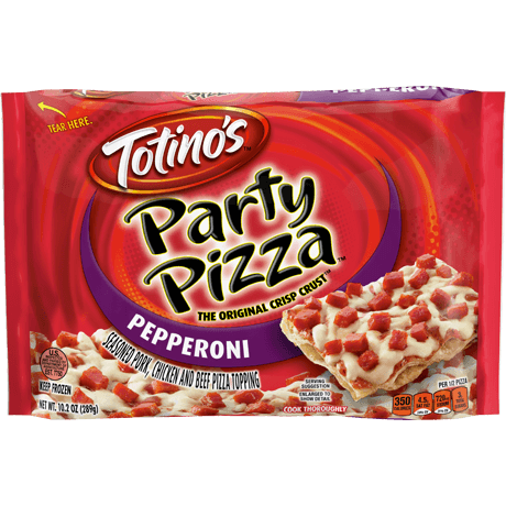 Pepperoni Party Pizza