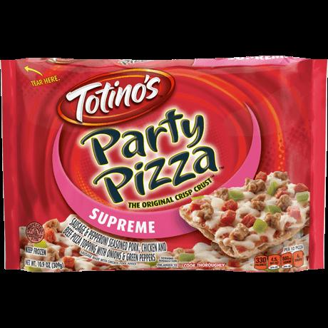 Supreme Party Pizza