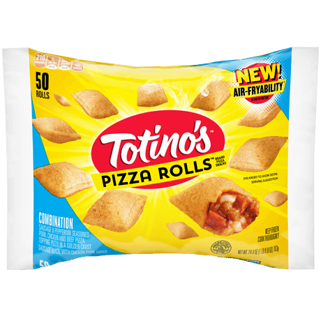 Combination Pizza Rolls