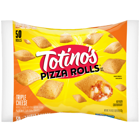 Triple Cheese Pizza Rolls
